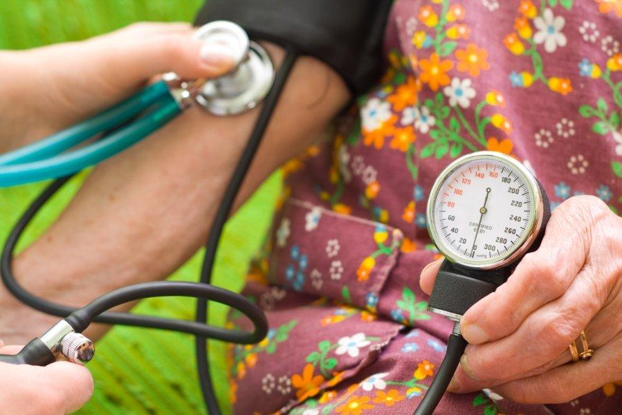 padidėjusi kraujospūdžio hipertenzija