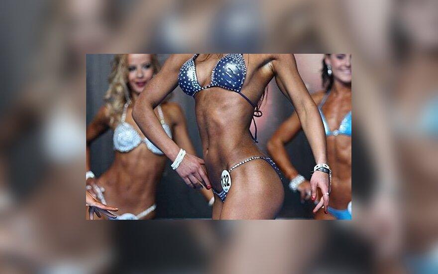 Sportuojančių moterų mityba: dienos meniu