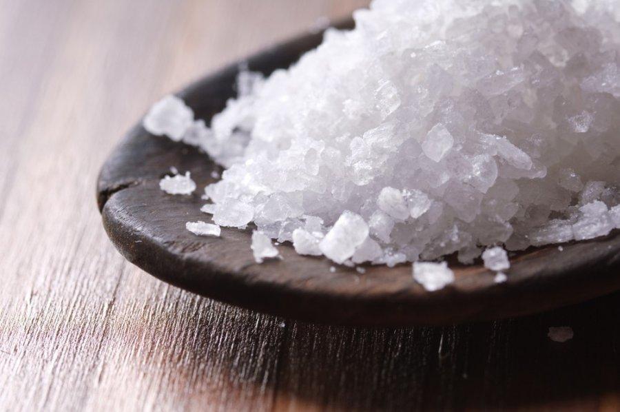 Druska: naudinga ar kenksminga?