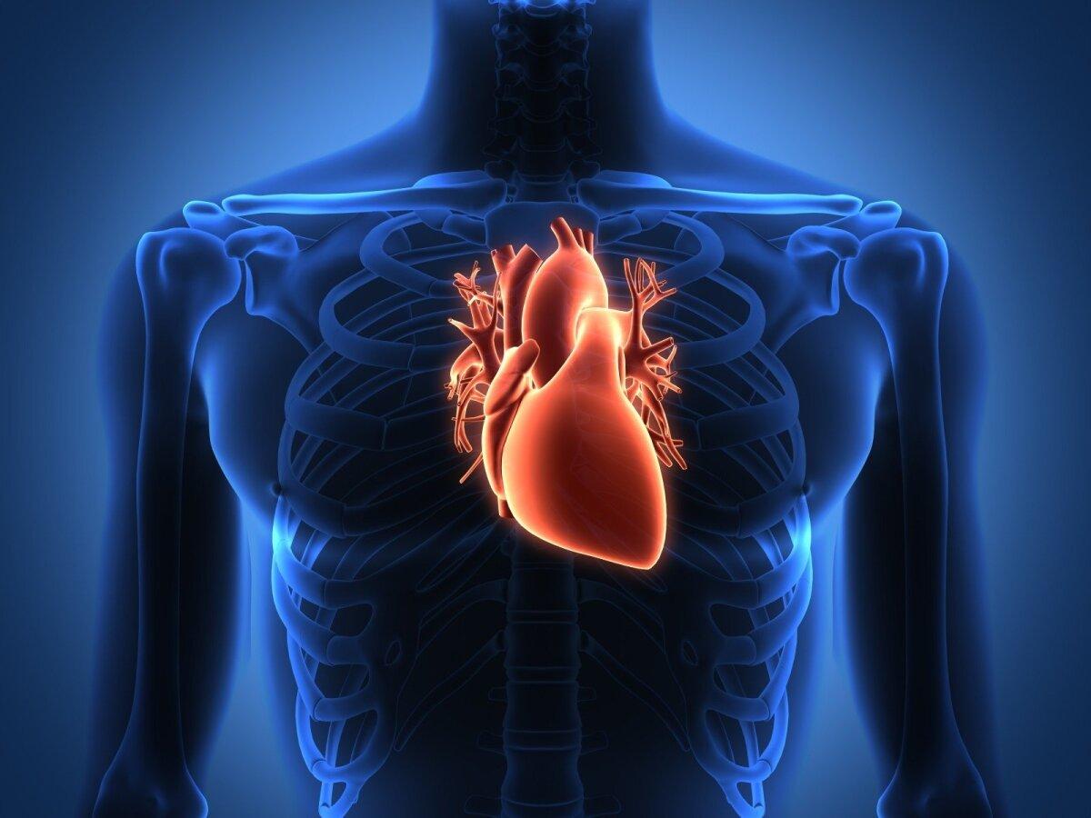 2 laipsnio hipertenzija ir širdies nepakankamumas