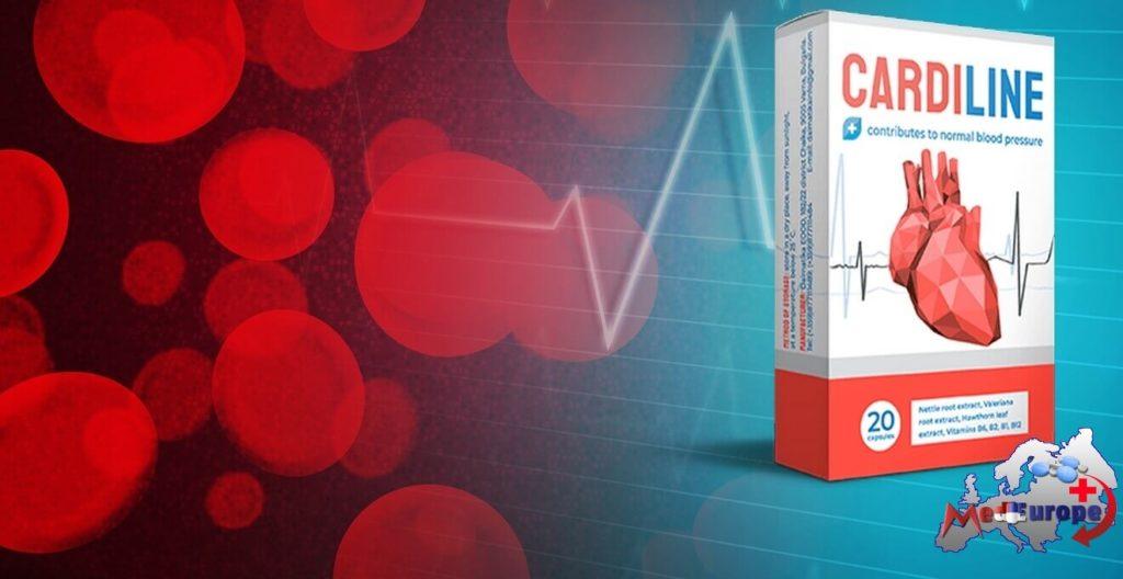 tablečių nuo hipertenzijos kompozicija