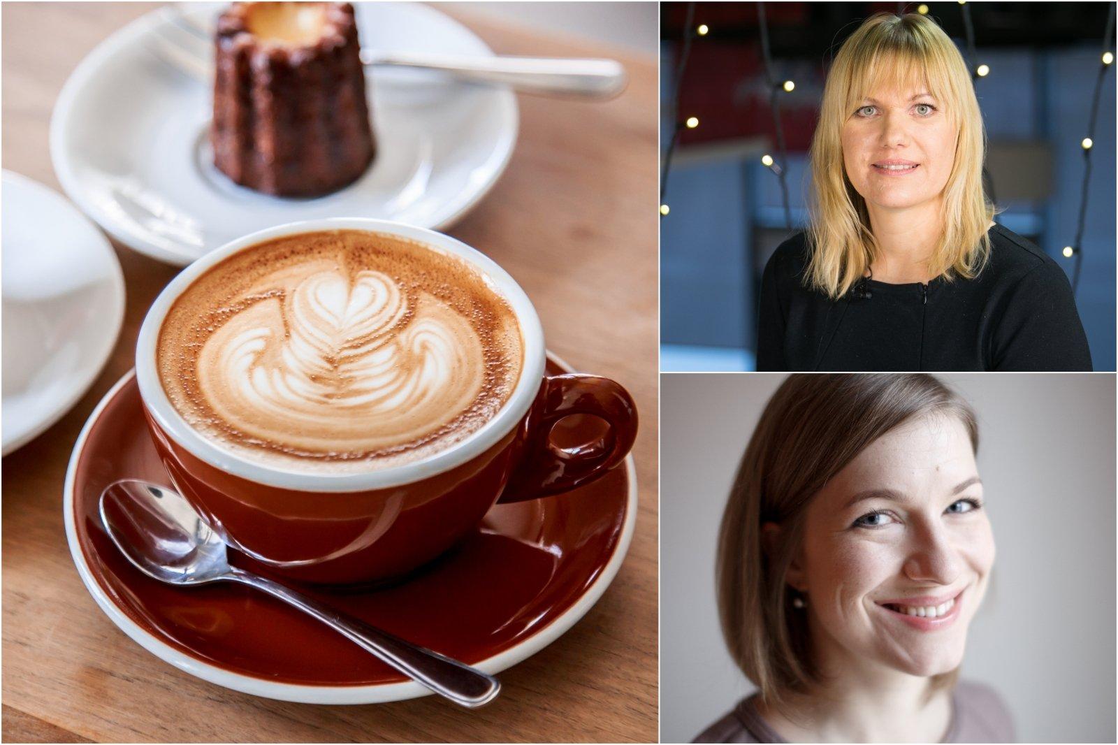 Ar kenkia sveikatai kava?