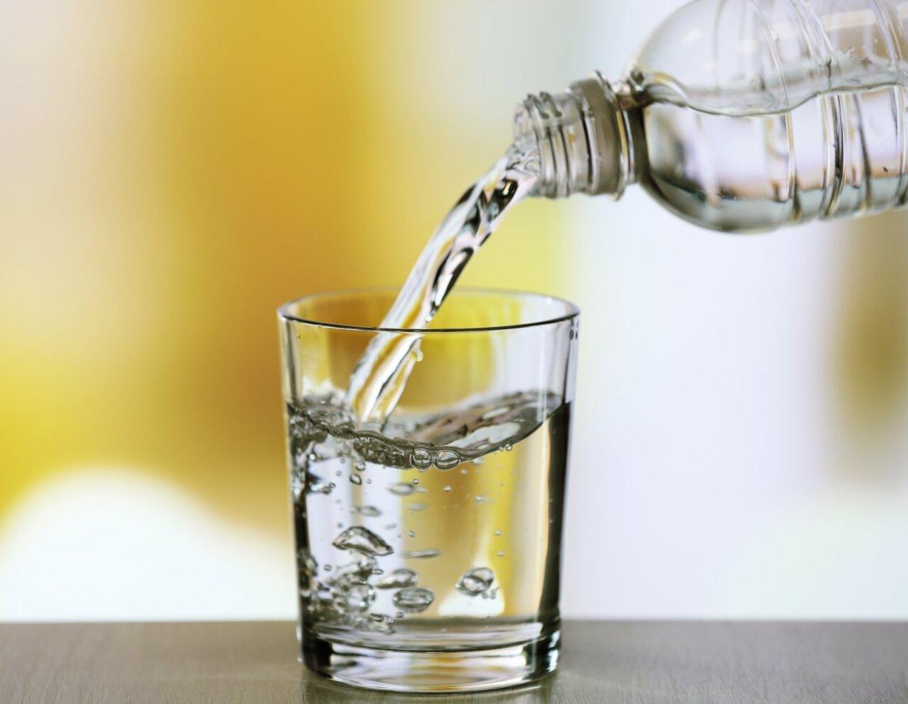 galite gerti daug vandens su hipertenzija