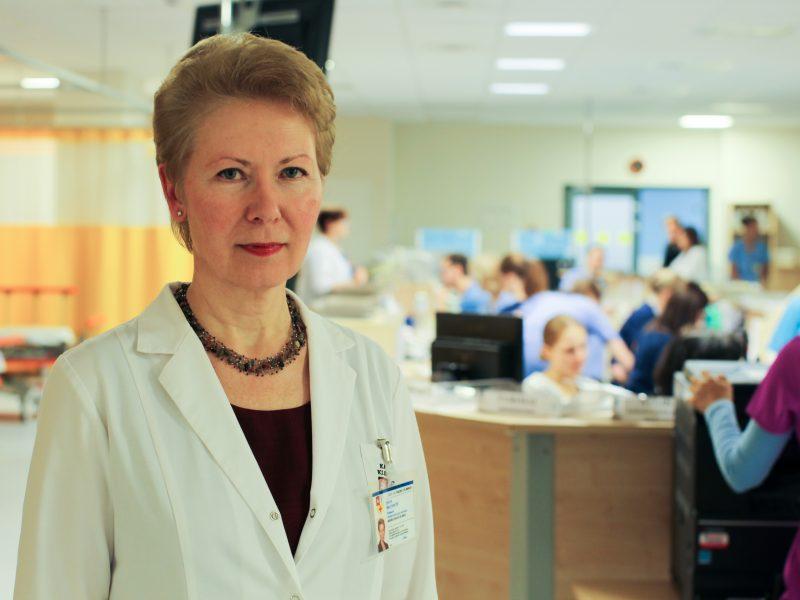 Gydytoja dr. Kristina Ryliškienė   KARDIOLITOS KLINIKOS