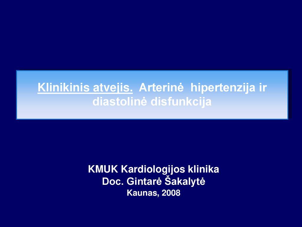 Spontaninė intracerebrinė kraujosruva (I 61) - Sveikas Žmogus