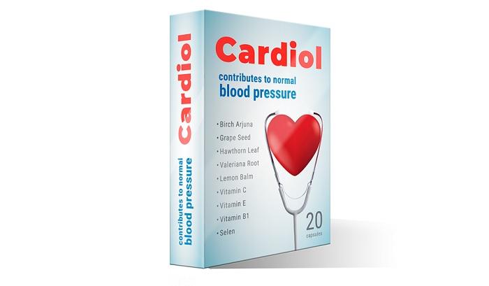 didelė širdies hipertenzija