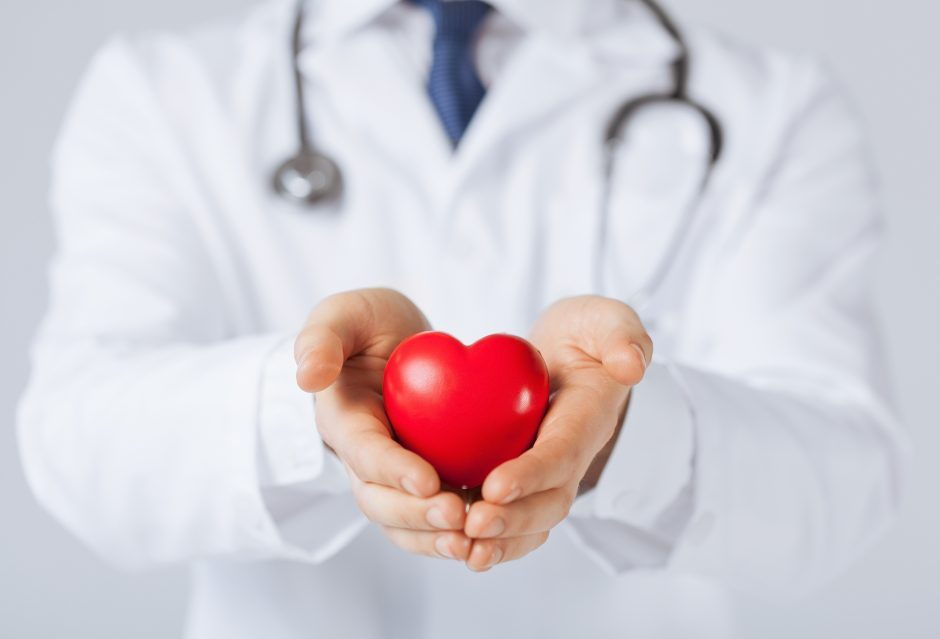 širdies ritmo sveikata