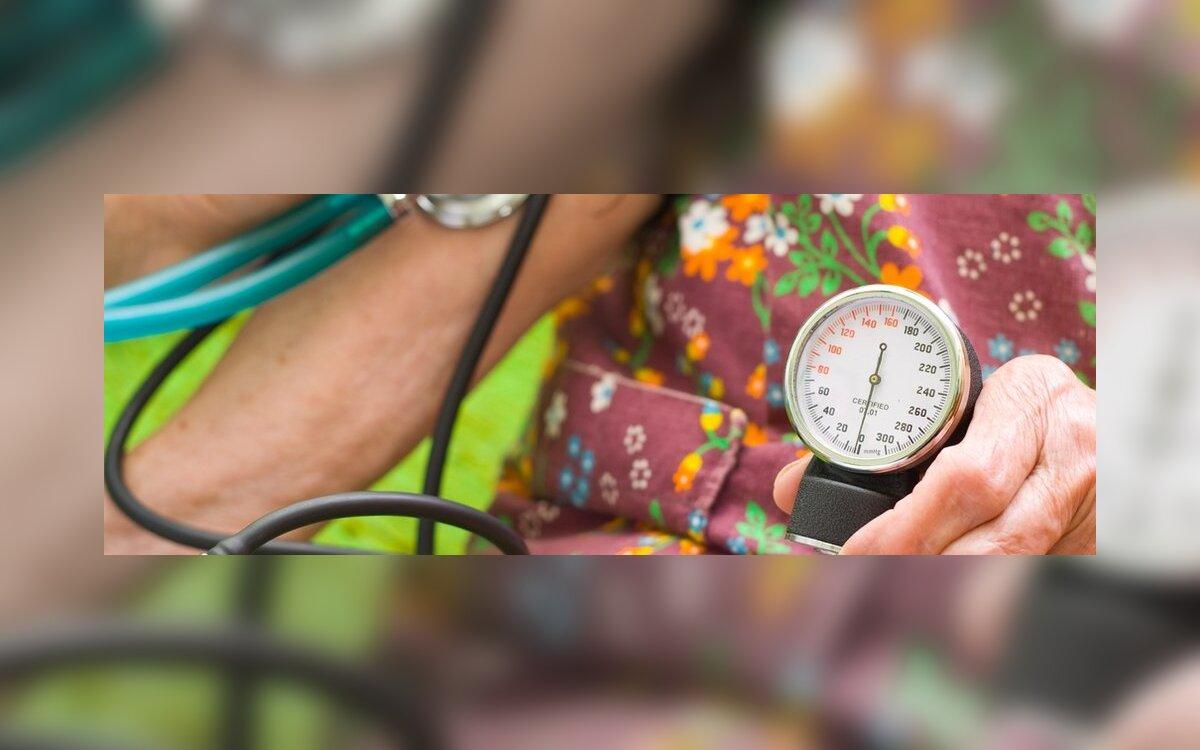 hipertenziją sukelia trūkumas