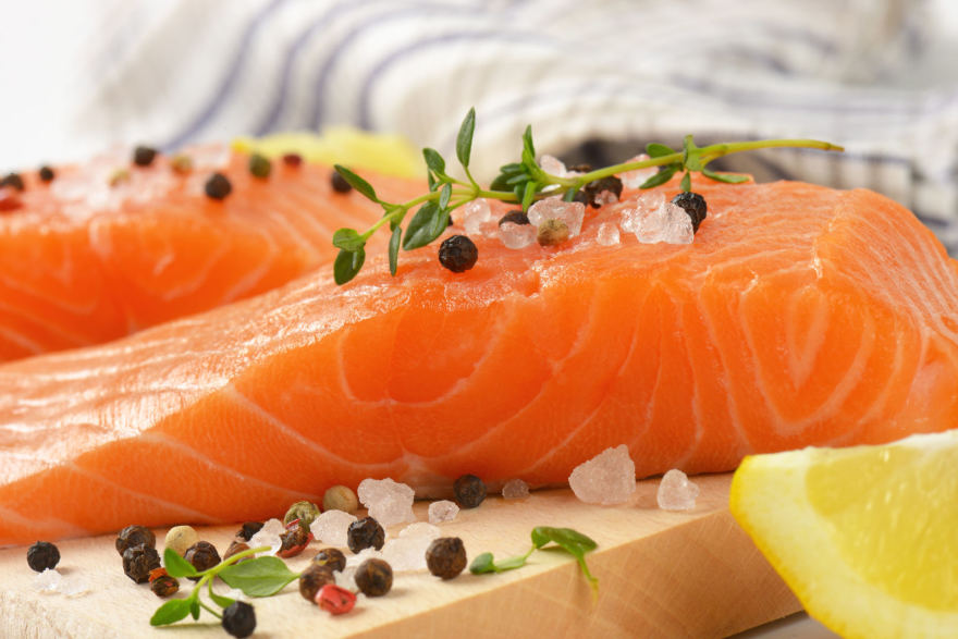 geriausia žuvis širdies sveikatai klausos praradimas ir hipertenzija