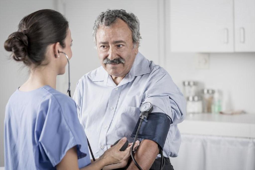 hipertenzijos sukeltas slėgis
