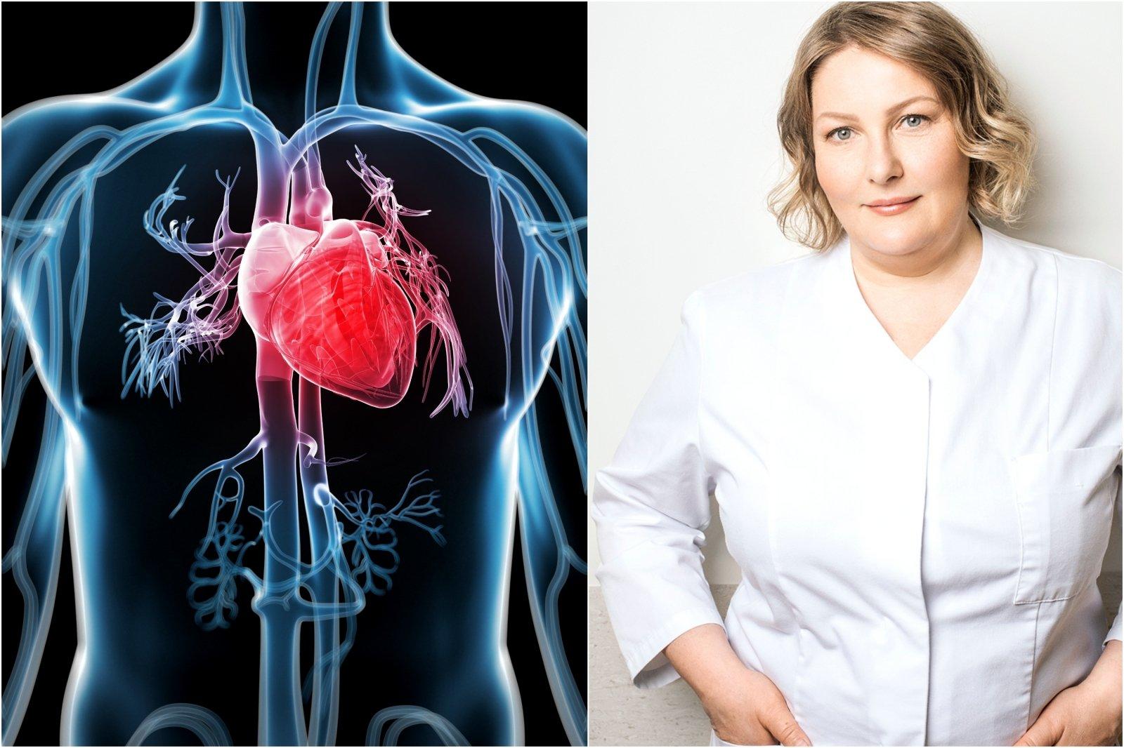kaip širdies ir kraujagyslių sveikata sumažina širdies ligų riziką hipertenzija 2 gydymas