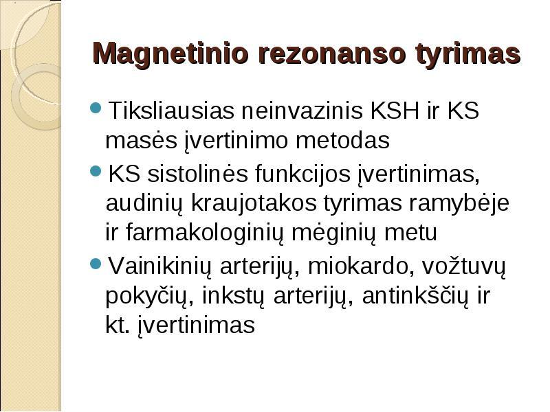 hipertenzijos medicinos biuletenis