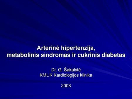 renovaskulinės hipertenzijos patikrinimas gydanti hipertenzija
