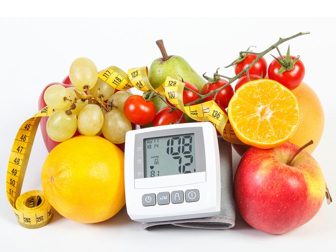 hipertenzijos dieta hipertenzija gydant 70 metų