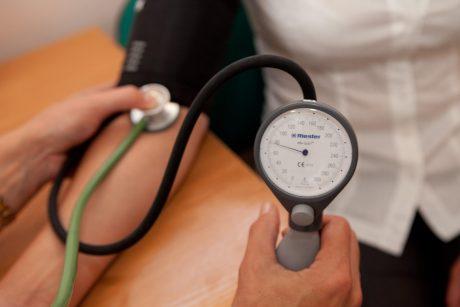 hipertenzija gydyti kompetentingai
