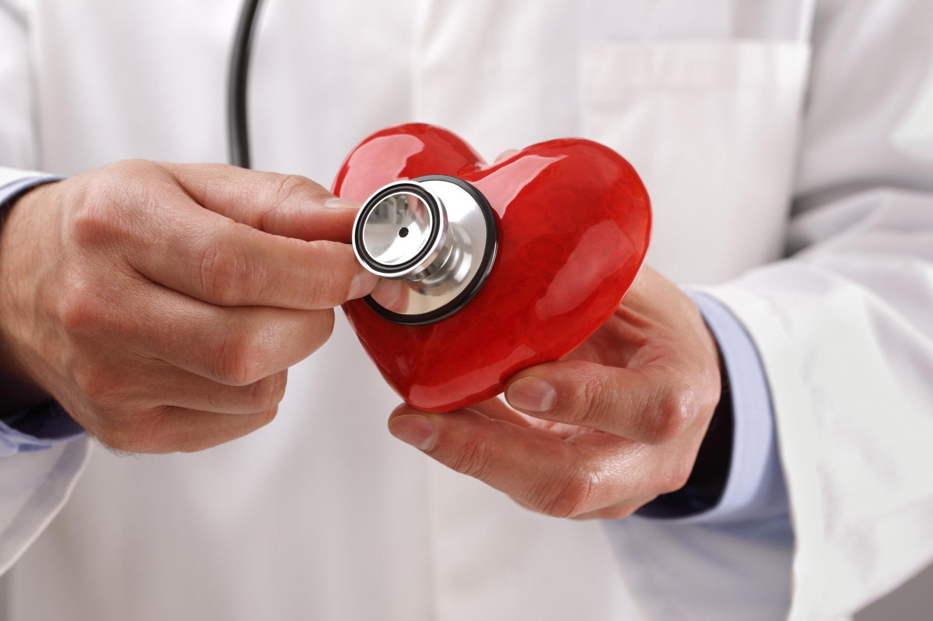 padidėjęs širdies poveikis sveikatai