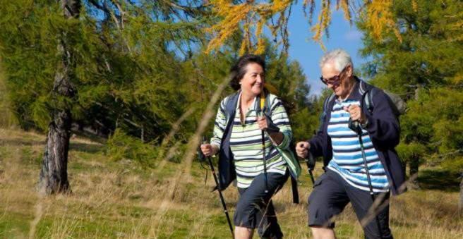 sergant hipertenzija, vaikščiojimas yra geras