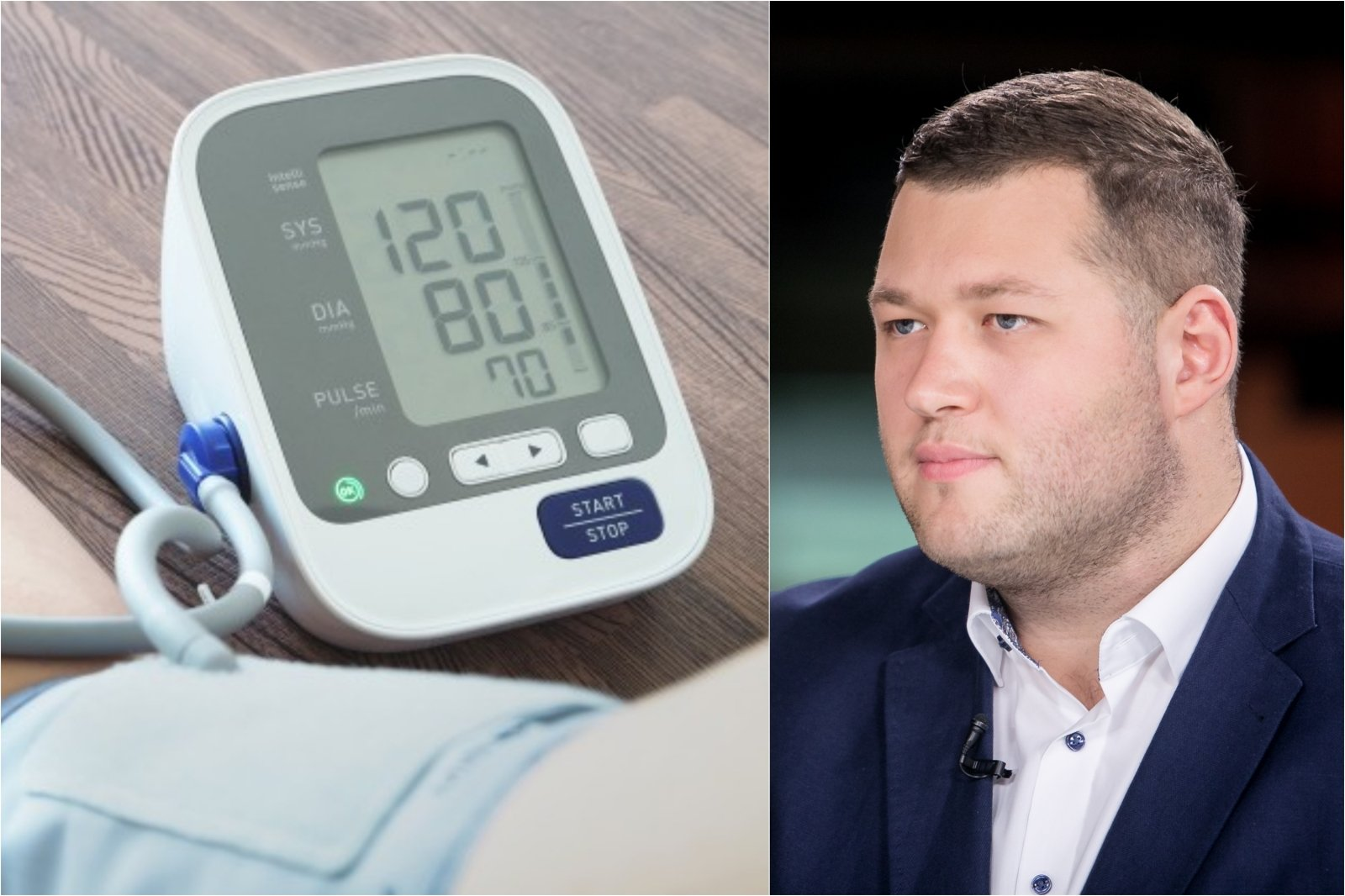 hipertenzijos pratimų prevencija