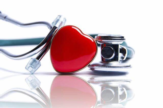 kas nutinka hipertenzija sergančiai širdžiai