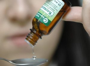 Corvalol tabletėse