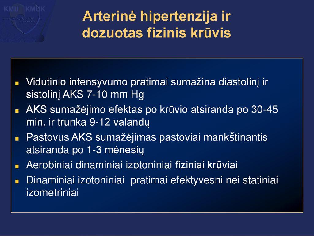 sakinys su žodžiu hipertenzija gydymui atspari hipertenzija