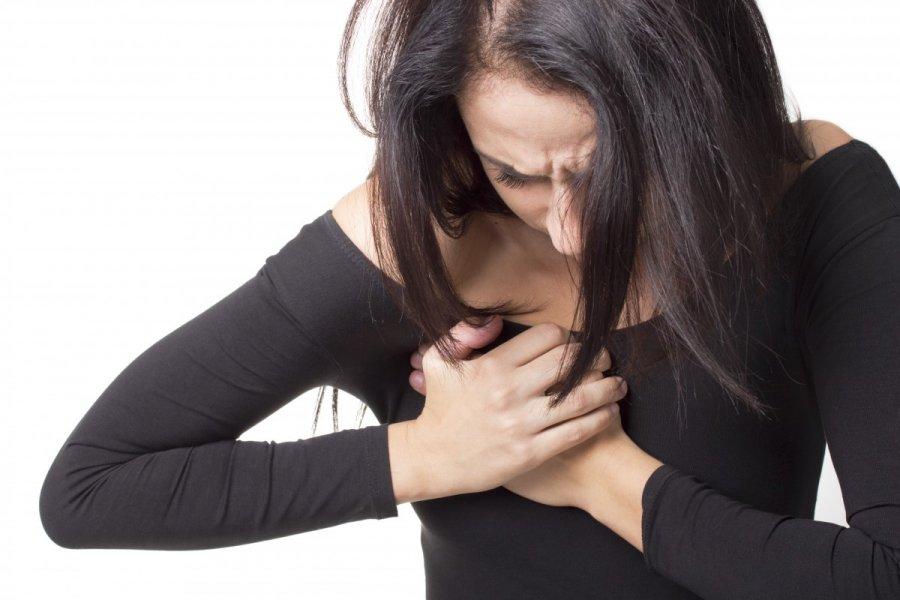 hipertenzija ir per didelis prakaitavimas