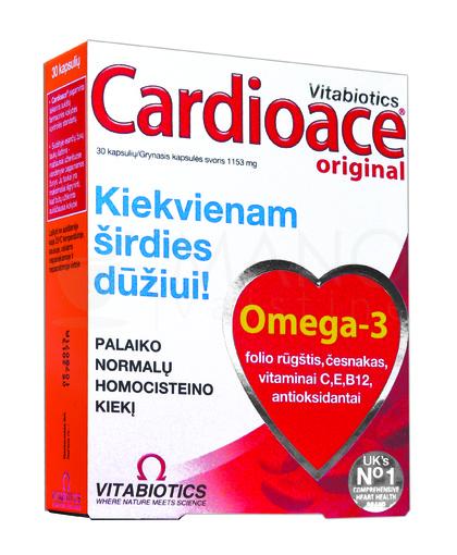 b vitaminai širdies sveikata