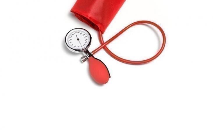 hipertenzijos diagrama