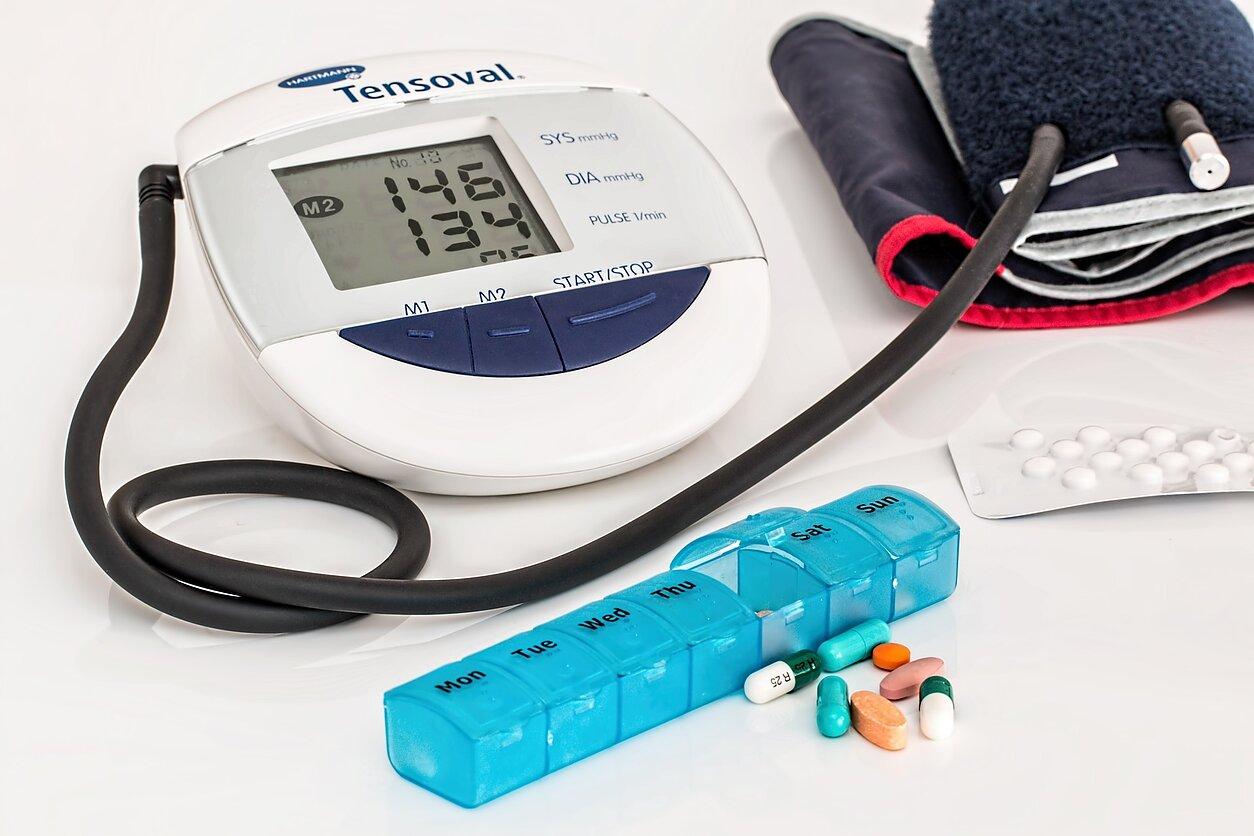 vaistas nuo antrojo laipsnio hipertenzijos