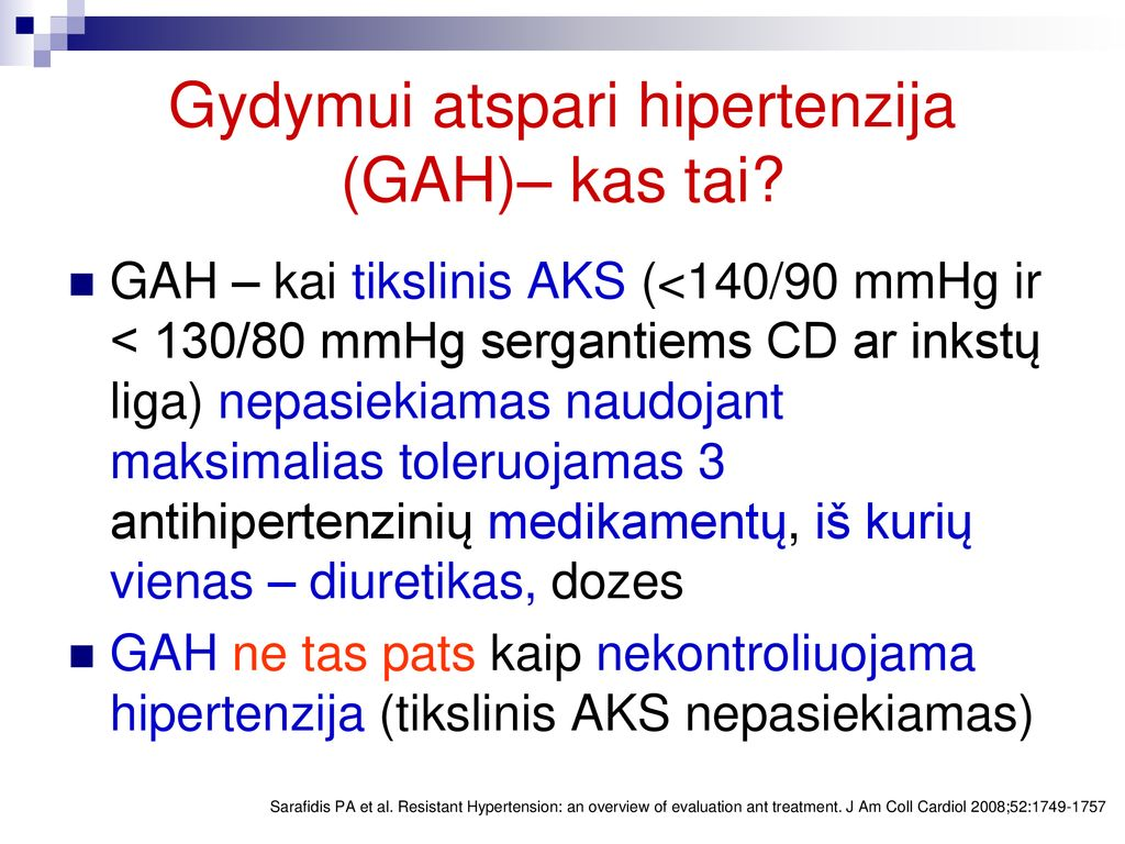 hipertenzijos gydymas arbatomis