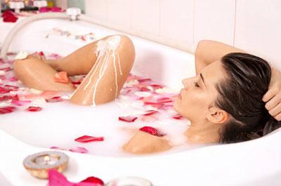 Etaplius - Vonios malonumai – ne vien asmens higienai