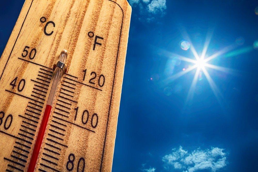ką daryti karštyje su hipertenzija
