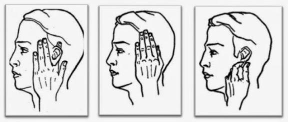 taškai ant ausų su hipertenzija
