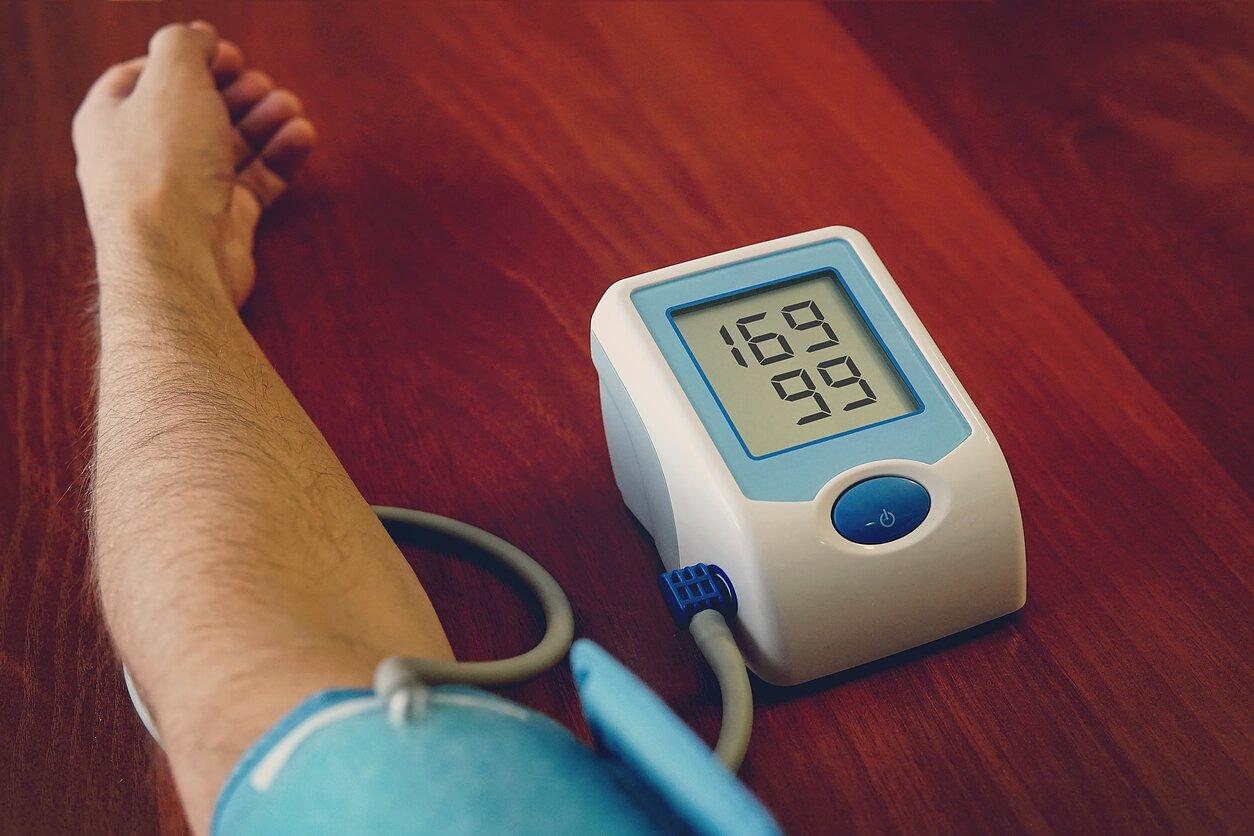 aukštas kraujospūdis ir hipertenzija yra vienodi