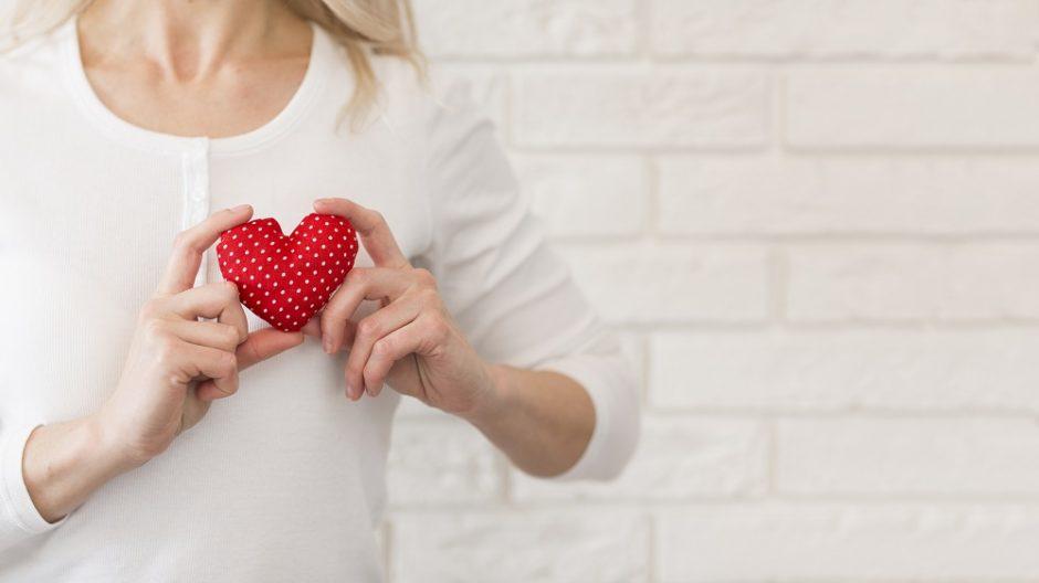 širdies sveikata moterims