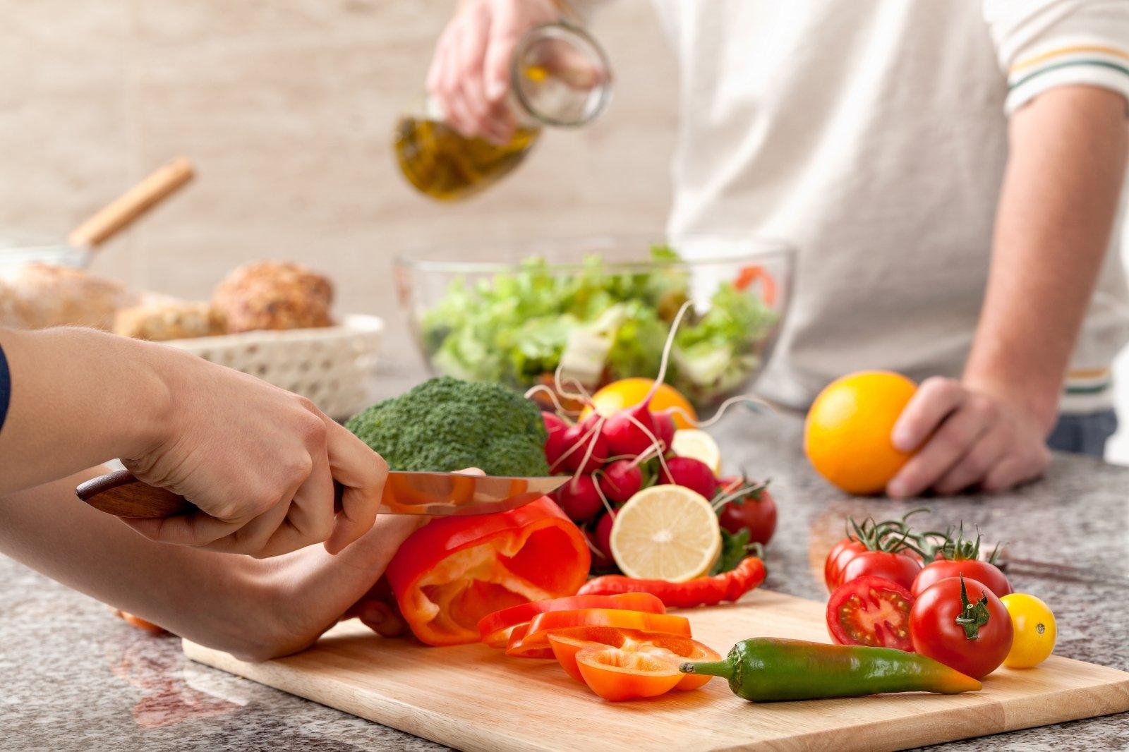 vegetariška dieta ir širdies sveikata hipertenzija 1 rizikos laipsnis 2