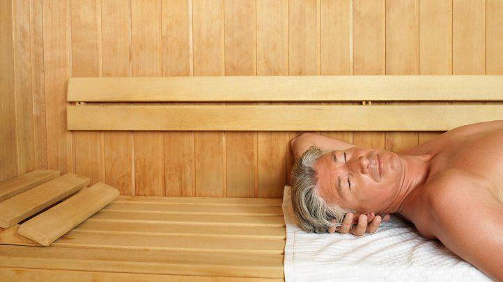 Mokslininkai atranda netikėtą saunos poveikį kraujospūdžiui