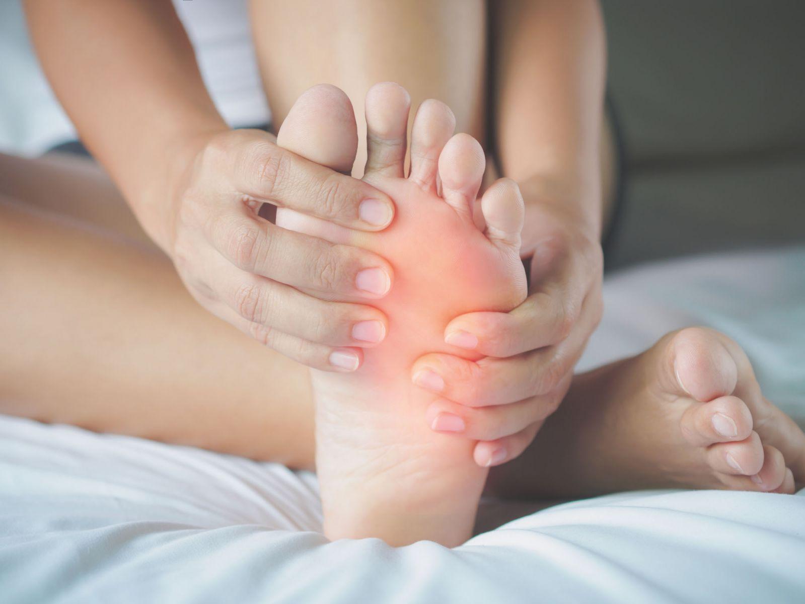 Tinstančios kojos praneša apie rimtas ligas | taksi-ag.lt
