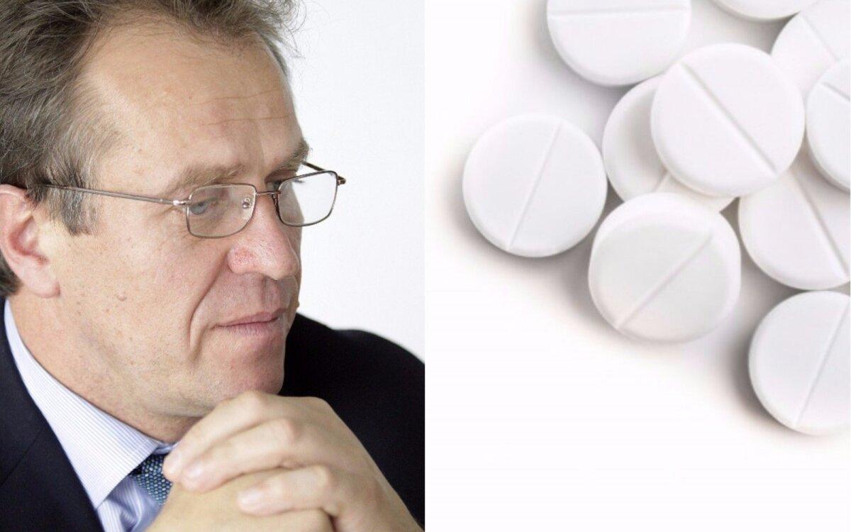 """Ištyrė """"stebuklingą vaistą"""": ar gali aspirinas išgelbėti nuo širdies smūgio"""