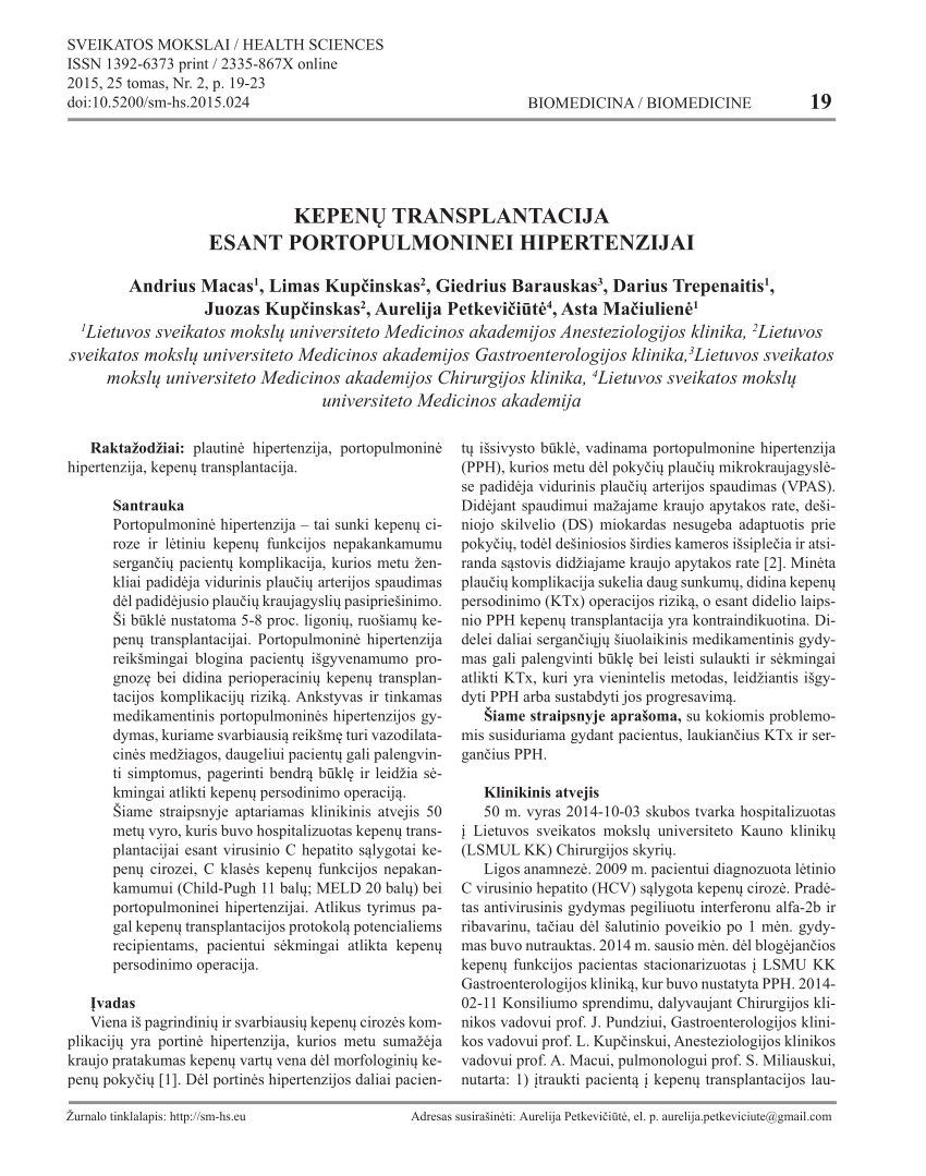 Nebivololio poveikis arterine hipertenzija sergančių vyrų erektilinei funkcijai