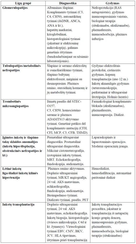 Dializė (Pakaitinė inkstų terapija) – taksi-ag.lt
