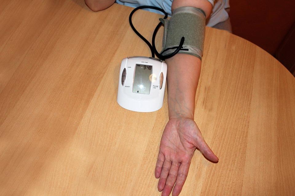 išgydyti hipertenziją vienu metu