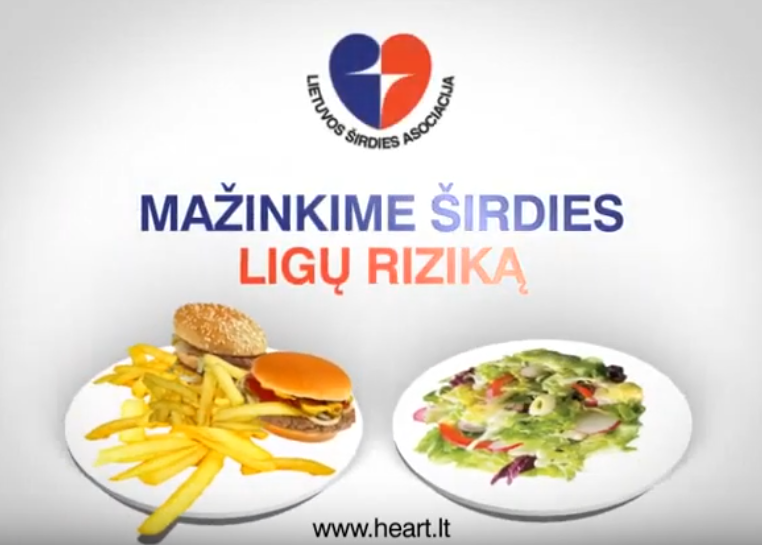 širdies sveikatos asociacija