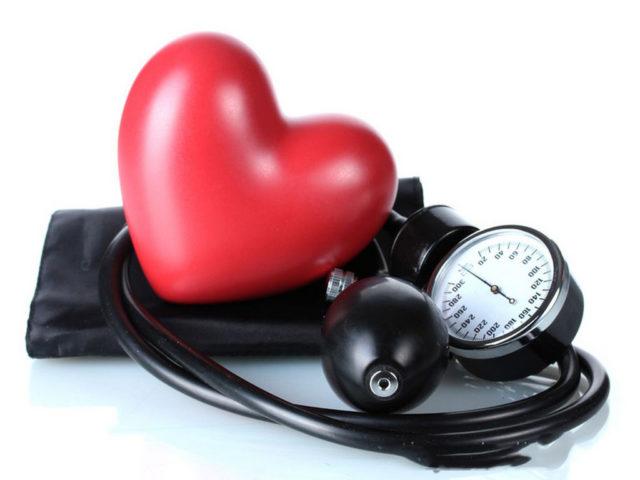 veiksnių įtaka hipertenzijai