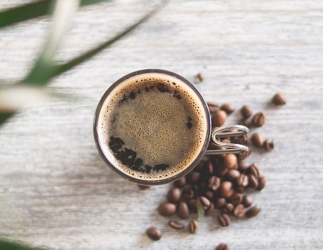 kavos nauda širdies sveikatai