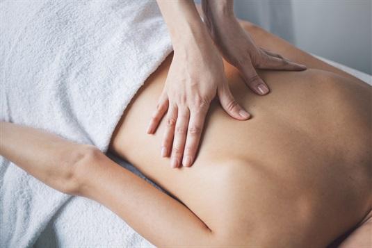masažas padeda esant hipertenzijai