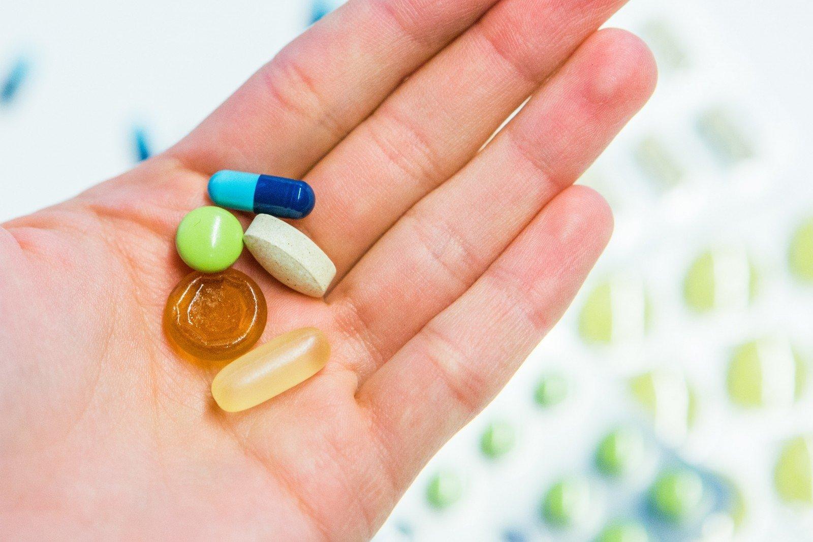Kai kurių vitaminų trūkumas gali sukelti vėžį, širdies ir kraujagyslių ligas, perteklius – autizmą