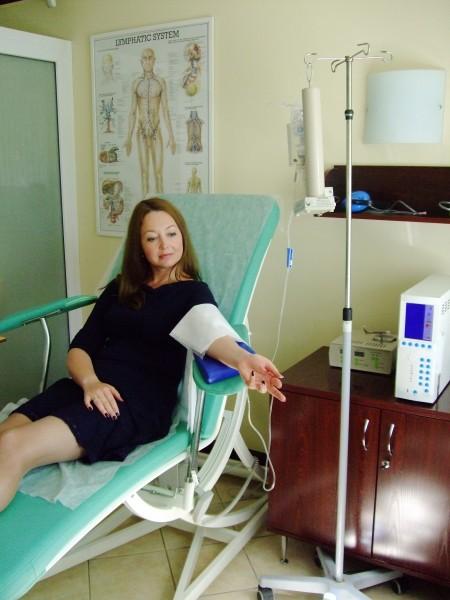 ozono terapija hipertenzijai gydyti